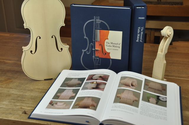 "The Manual of Violin Making""The Manual of Violin Making: A Supplemental Textbook Of A School Of Violin Making In The Modern Age"